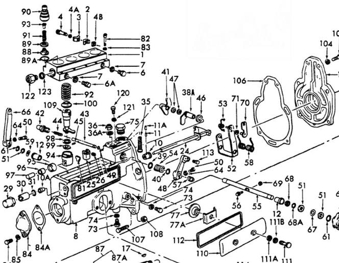 Ford 2n 12v Wiring Diagram