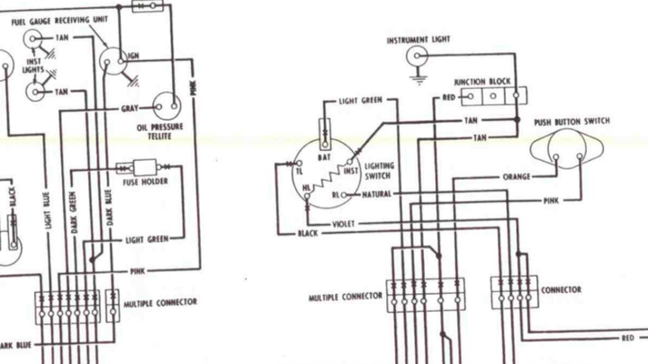 656 International Tractor Wiring Diagrams. Schematic