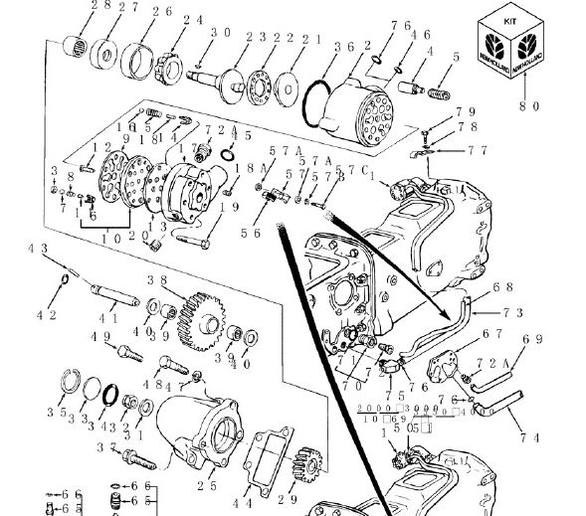 Ford 3000 Tractor Hydraulic Diagram Http