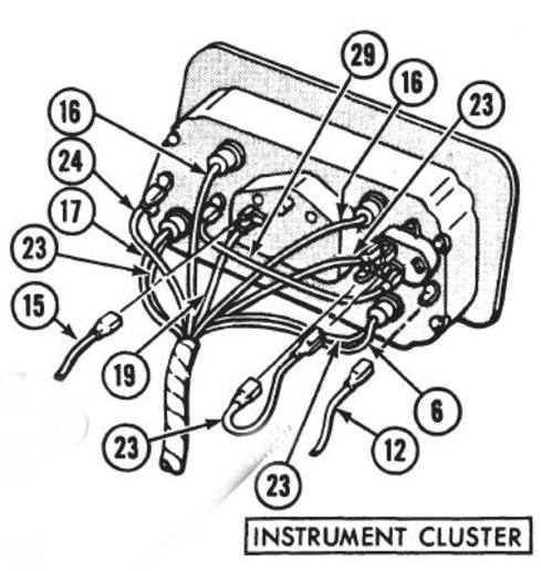 Ford 3610 Tractor Wiring Diagram