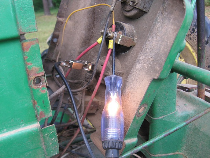 8n Ford Tractor Ignition Wiring Diagram Ford Ford Tractor On Ford 8n