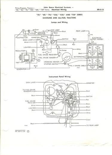 john deere mt wiring diagram