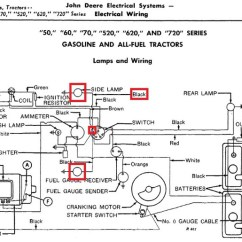 1952 Ford 8n Tractor Wiring Diagram Floating Deck Framing 53 Jd 50 Voltage Regulator - 3... Yesterday's Tractors (568811)