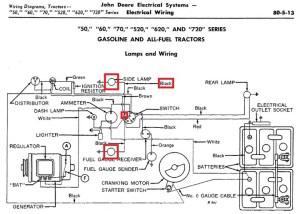 53 JD 50 Voltage Regulator  3  Yesterday's Tractors (568811)