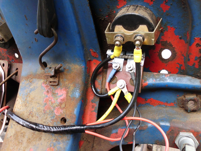 8n Ford Tractor Wiring Diagram 12 Volt 8n Ford Tractor Wiring Diagram