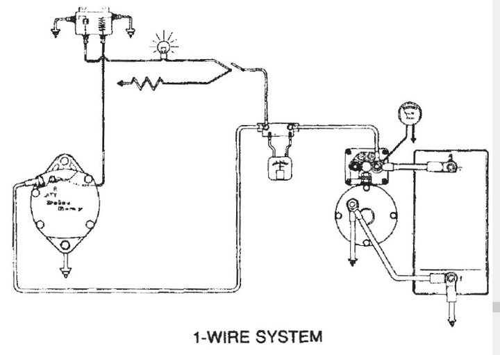 Alternator wiring and selection (for replacing a generator