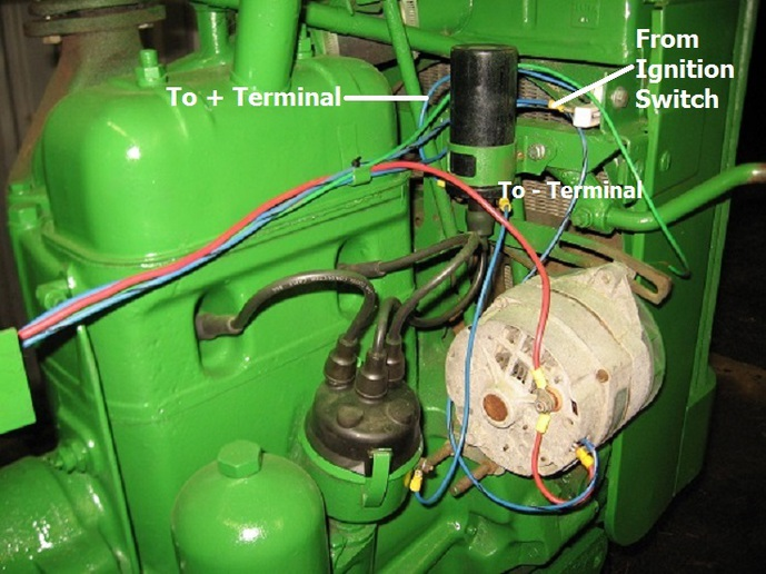 8n Ford Tractor Ignition Wiring Diagram Lzk Gallery