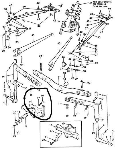 land rover series 2a fuse box