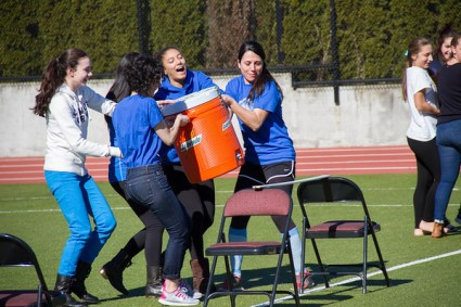 Water Relay. Click for more photos from Spirit Week.