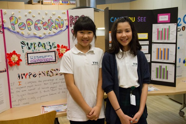 Grade 6 Science Fair