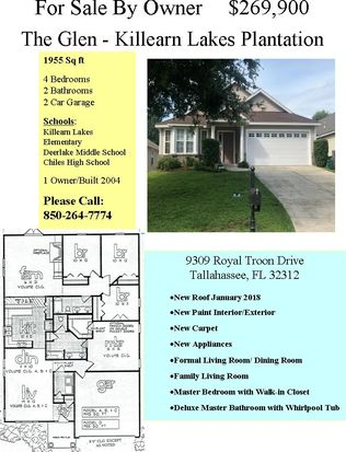 For Sale By Owner Tallahassee : owner, tallahassee, Royal, Troon, Tallahassee,, 32312, Zillow