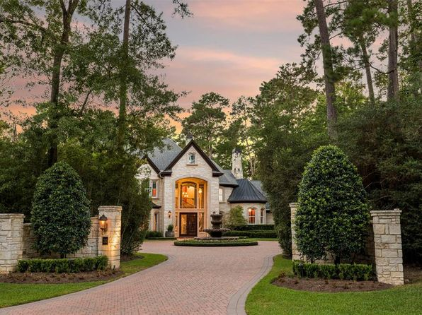 the woodlands tx waterfront homes for