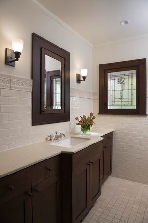 Craftsman Black Bathroom Design Ideas  Pictures  Zillow
