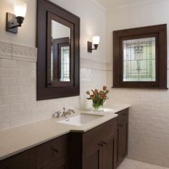 Widespread Kitchen Faucet Doors Craftsman Black Bathroom Design Ideas & Pictures | Zillow ...