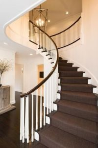 Traditional Staircase Design Ideas & Pictures | Zillow Digs