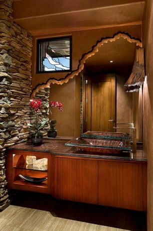 kitchen remodel san antonio yellow and red curtains luxury contemporary powder room design ideas & pictures ...