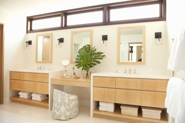 contemporary beach house bathroom Contemporary Master Bathroom with European Cabinets by Chris Barrett | Zillow Digs