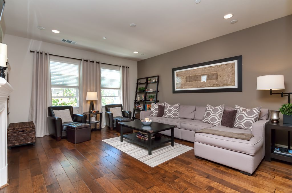 Contemporary Living Room Design Ideas & Pictures Zillow Digs