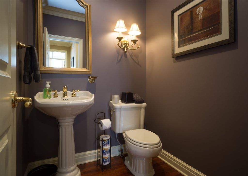 Traditional Powder Room In GRANGER, IN