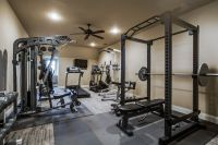 Contemporary Home Gym in Fairview, TX | Zillow Digs | Zillow