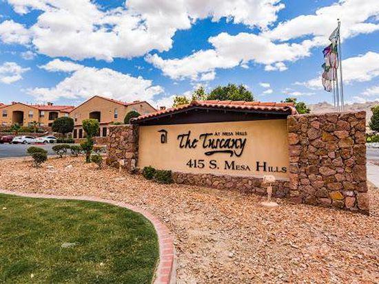 APT Sienna  Tuscany at Mesa Hills in El Paso TX  Zillow