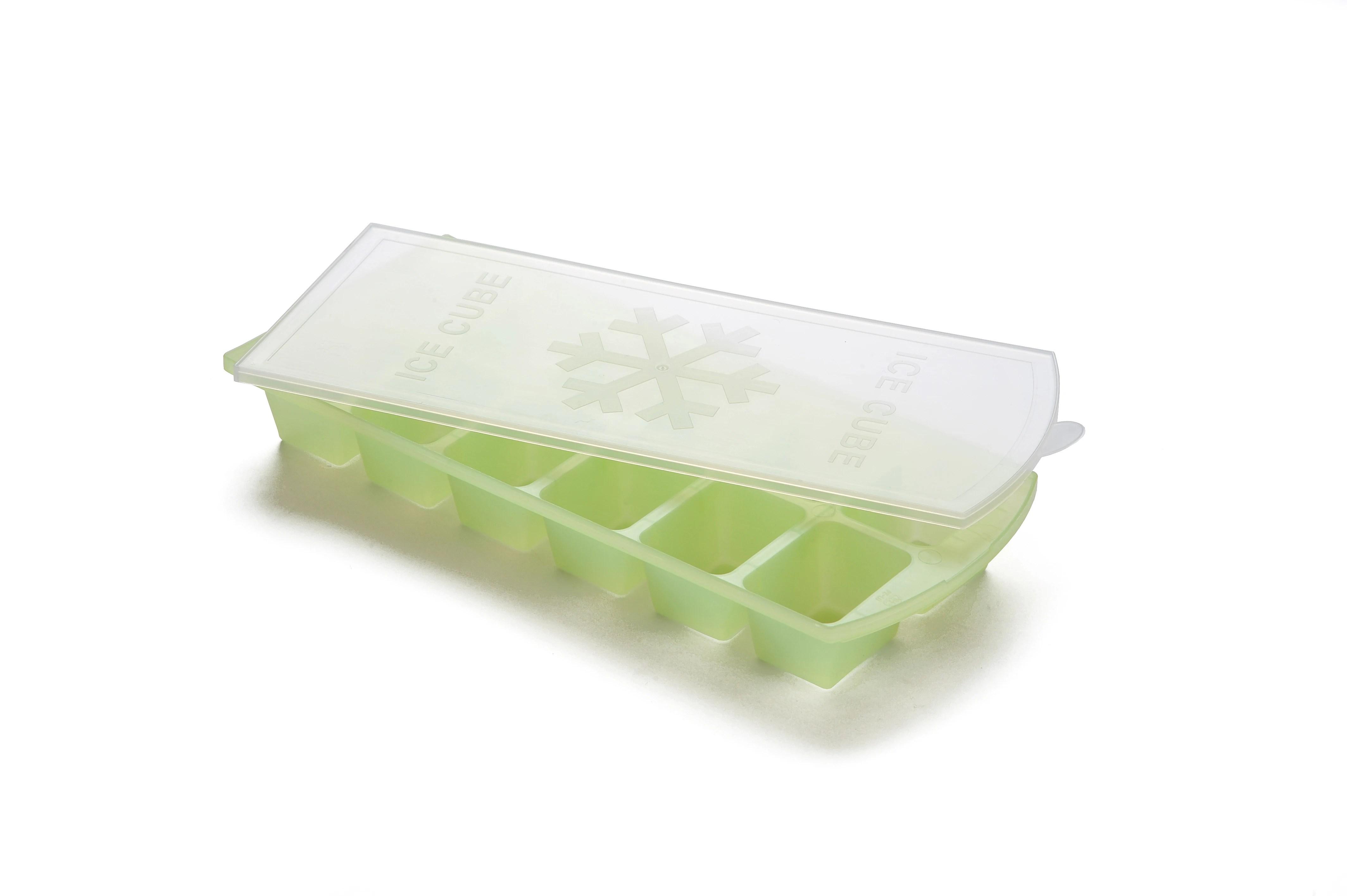 bac a glacons 12 cubes avec couvercle