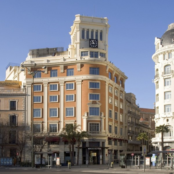 Hotel Nh Paseo Del Prado Madrid Spain