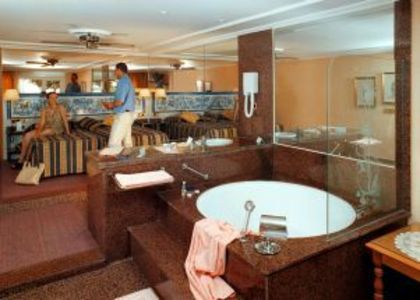Hotel Playacapricho Roquetas de Mar Espaa  HotelSearchcom