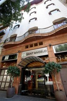 Hotel Apsis Sant Angelo Barcelona Spain