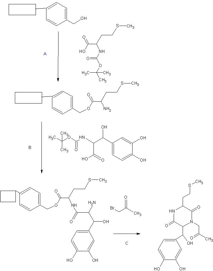 Useful Chemistry: anti-malarial 3 synthesis proposal