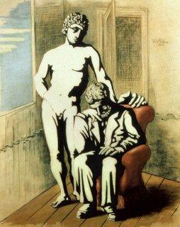 Giorgio De Chirico, il figliol prodigo, 1929