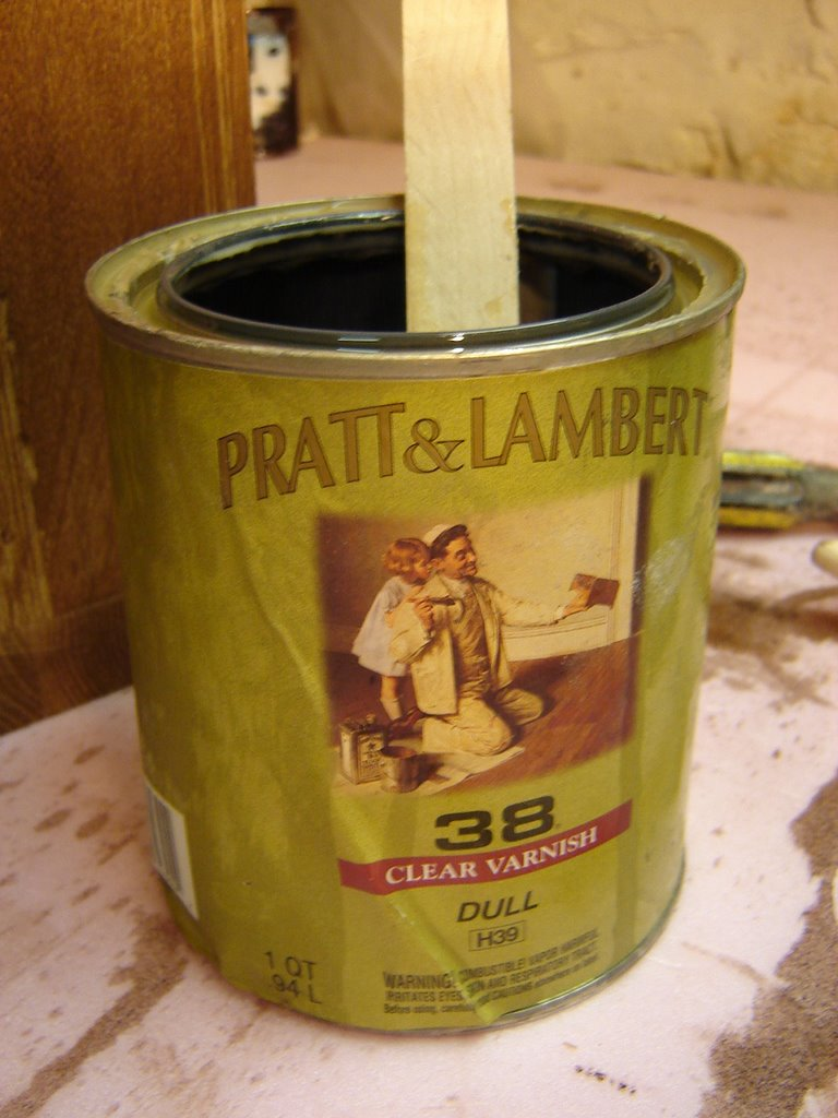 Pratt And Lambert Varnish