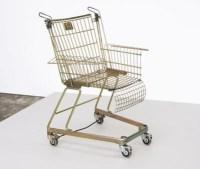 Treough: Shopping Cart Chair