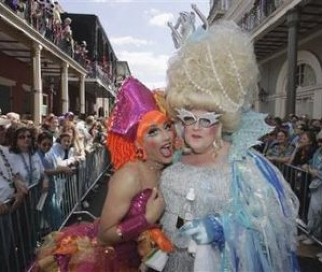 Mardi Gras Costumes Wickedly Satirical