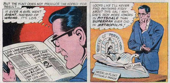 Lois Lane - Ideal Girl, Queen of Perfection