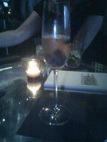cocktail at buddakan