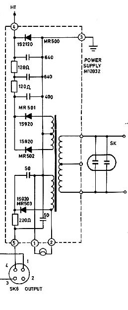 Quad Spot: Upgrading the 33 power-supply voltage