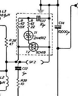 Quad Spot: The Quad 405 Loudspeaker Protection Circuit