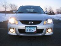 For Sale: 2003 Mazda Protege 5