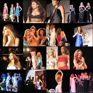 Sanjana Jon and Fashion TV, AIDS Awareness Tour