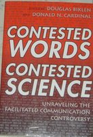 Contested Words, Contested Science