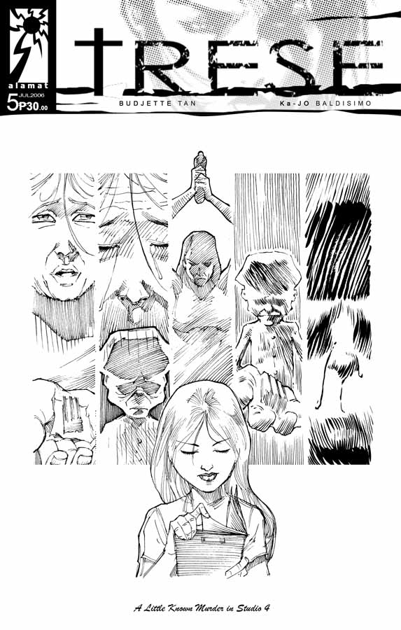 Trese: TRESE 5 (complete issue)