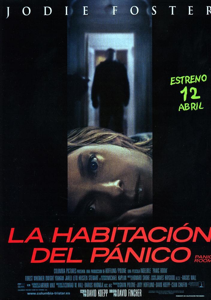 Vagebonds Movie ScreenShots Panic Room 2002