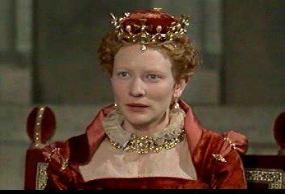 Image result for ELIZABETH THE MOVIE
