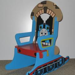 Thomas Train Chair Deck Cushions The Depot Tank Rocking