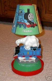The Thomas Train Depot: Thomas the Tank Engine Lamp