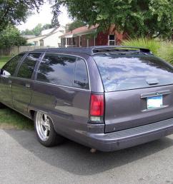 1995 caprice station wagon [ 1024 x 768 Pixel ]