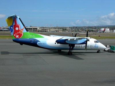 HNL RareBirds: Island Air's N539DS