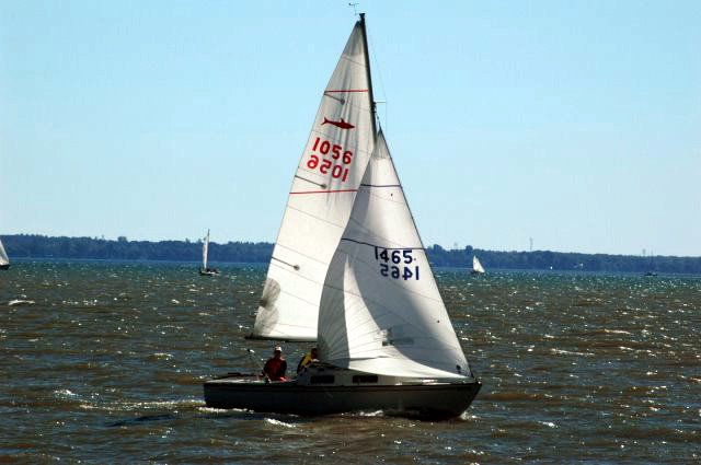 Montreal Sailing November 2005