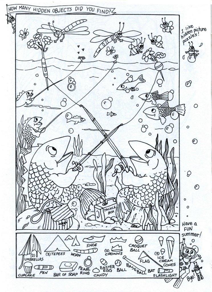 Hidden Pictures Publishing: June 2003
